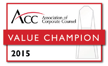VMware - 2015 ACC Value Challenge Winner