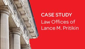 Pritikin Case Study - PCLaw