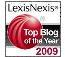Top Blog of the Year 2009 - Workers Compensation