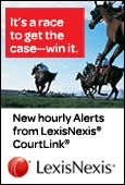CourtLink Hourly Alerts (Dec 2011)