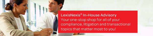 LexisNexis® In-House Advisory