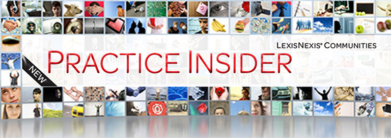 LexisNexis® Communities | Practice Insider