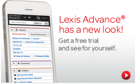 Check out the latest new enhancements on Lexis Advance®