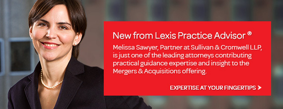 Lexis Practice Advisor - Practical Guidance From Leading Practitioners For Transactional Matters.