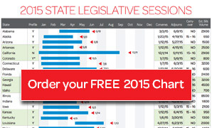 Order your FREE 2015 Chart