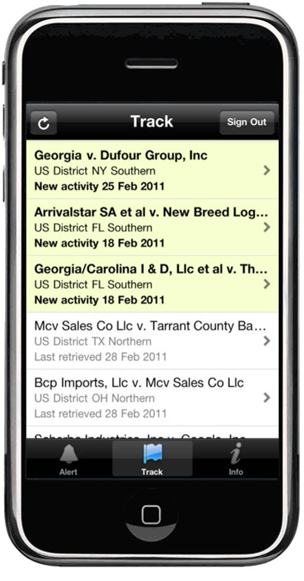 Mobile Solutions | Mobile Legal Research