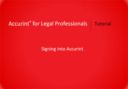 Accurint for Legal Professionals  Fast reliable locator