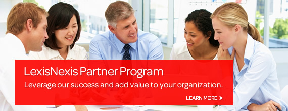 LexisNexis Partner Program