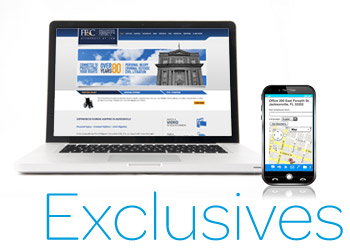 LexisNexis® Web Exclusives laptop and mobile image