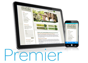 LexisNexis® Web Premier tablet and mobile image