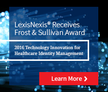 North American Healthcare Identity Management Technology Innovation Award