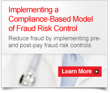 Fraud Risk Control