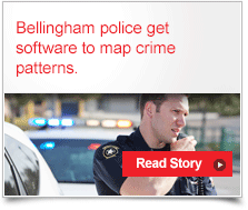 Bellingham police to get software to map crime patterns
