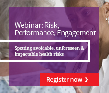 Risk, Performance, Engagment