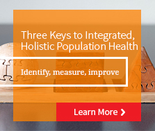 Three Keys to Integrated, Holistic Population Health Management
