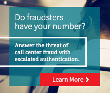 Prevent call center fraud and protect your business