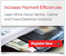 Increase Payment Efficiencies