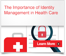 Health care identity authentication safeguards data