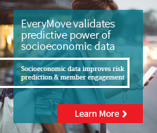 EveryMove validates predictive power of socioeconomic data
