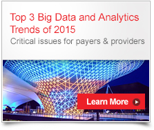 Top 3 big data and analytics trends of 2015