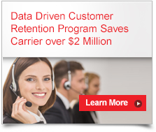 Insurance Carrier Customer Retention Case Study