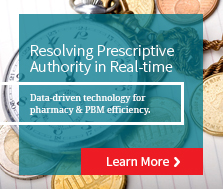 Resolving Prescriptive Authority in Real-time