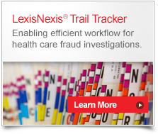 LexisNexis® Trail Tracker