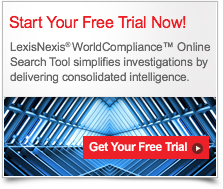 WorldCompliance Online Search Tool Free Trial