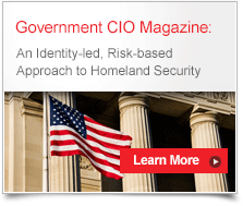 An Identity-led, Risk-based Approach to Homeland Security