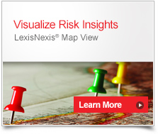 LexisNexis® Map View
