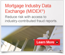 Mortgage Industry Data Exchange (MIDEX®)