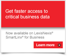 Get faster access to critical business data