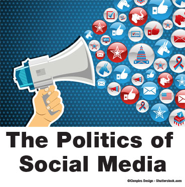 social media and politics Social media and politics:  networking sites is implied by some of the tenants of gerardine desanctis' and marshall scott poole's (1994.