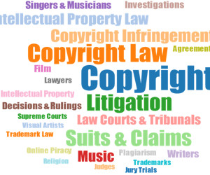 are you violating copyright laws with your news sharing? List Copyright Laws copyright violations run rampant in businesses