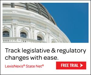 LexisNexis(R) State Net(R) Free Trial