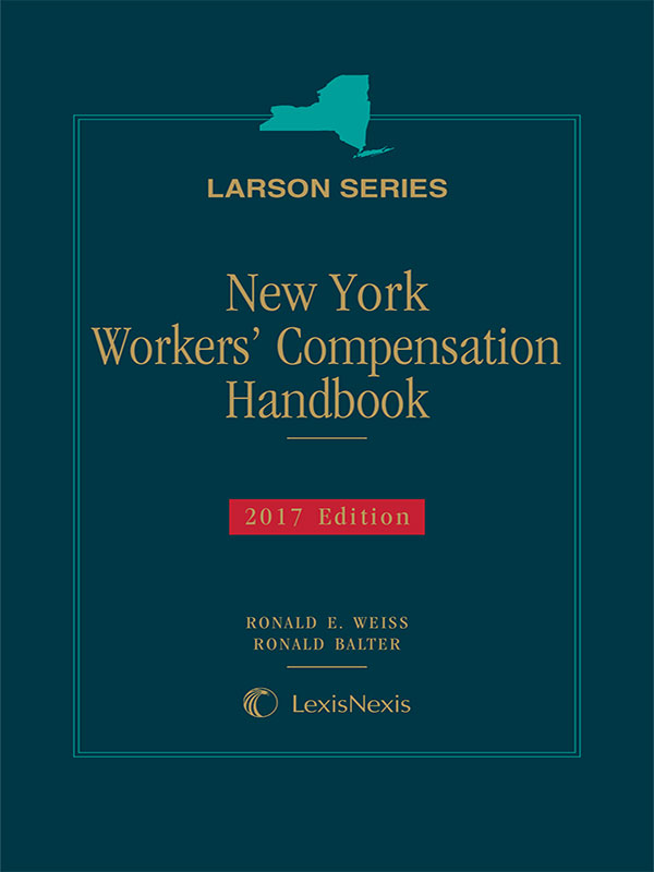 New York Workers' Compensation: The Year in Review 2016 - Recent