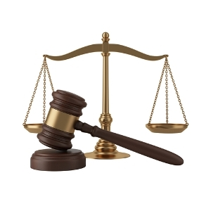 gavel and scales of justice isolated on white.jpg - Files - Ted ...