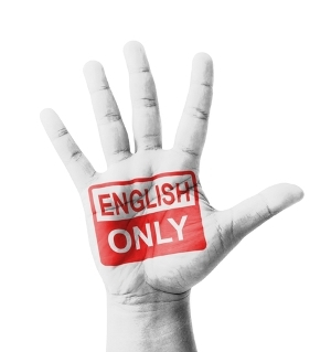 english only rules in the workplace Can my employer say that only english is allowed to be spoken in our workplace  the right to use one's own language is an internationally recognised human.