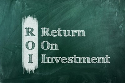 Measuring ROI Net Present Value