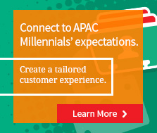Connect to APAC Millennials