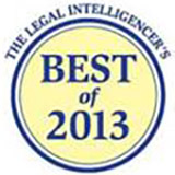 Legal Intelligencer 2013