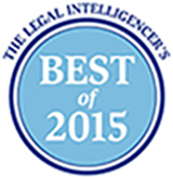 Legal Intelligencer 2015