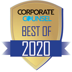 Corporate Counsel Best of 2020