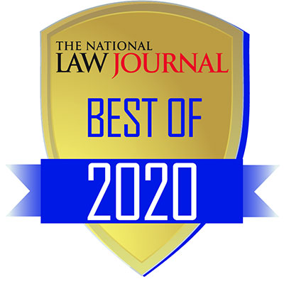The National Law Journal Best of 2020