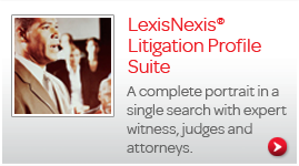 Litigation Profile Suite - Real Law