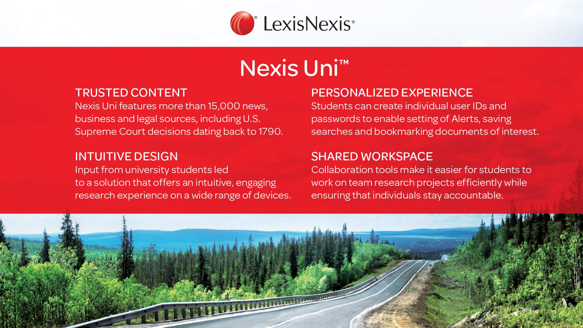 Nexis Uni - Support & Training