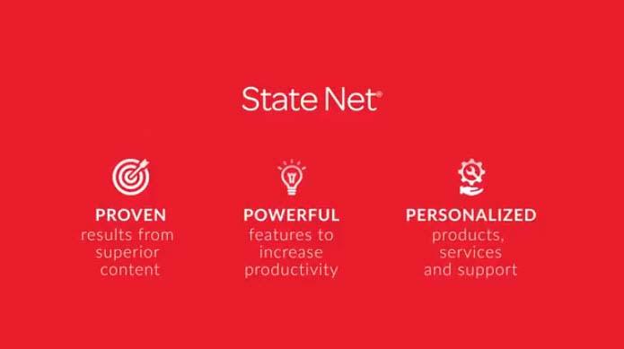 Legislative Tracking and Regulatory Reporting – LexisNexis