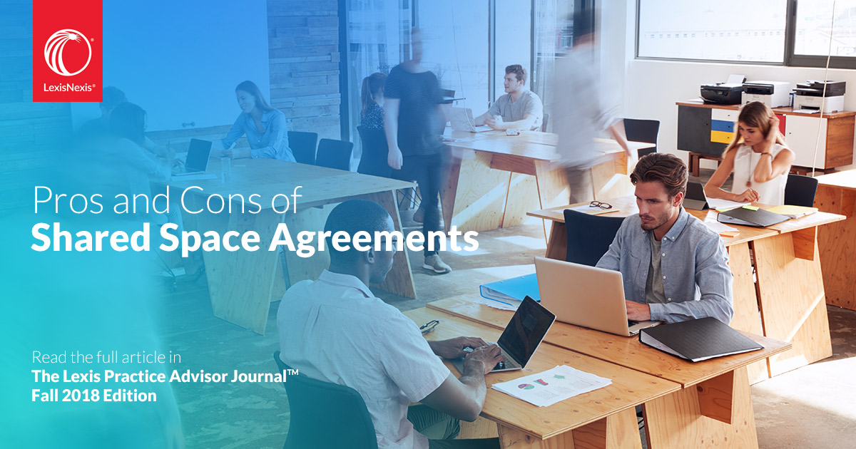 Pros And Cons Of Shared Space Agreements
