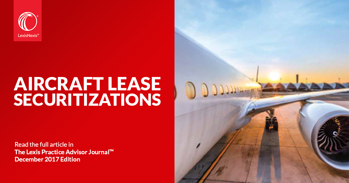 Industry Insights Aircraft Lease Securitizations