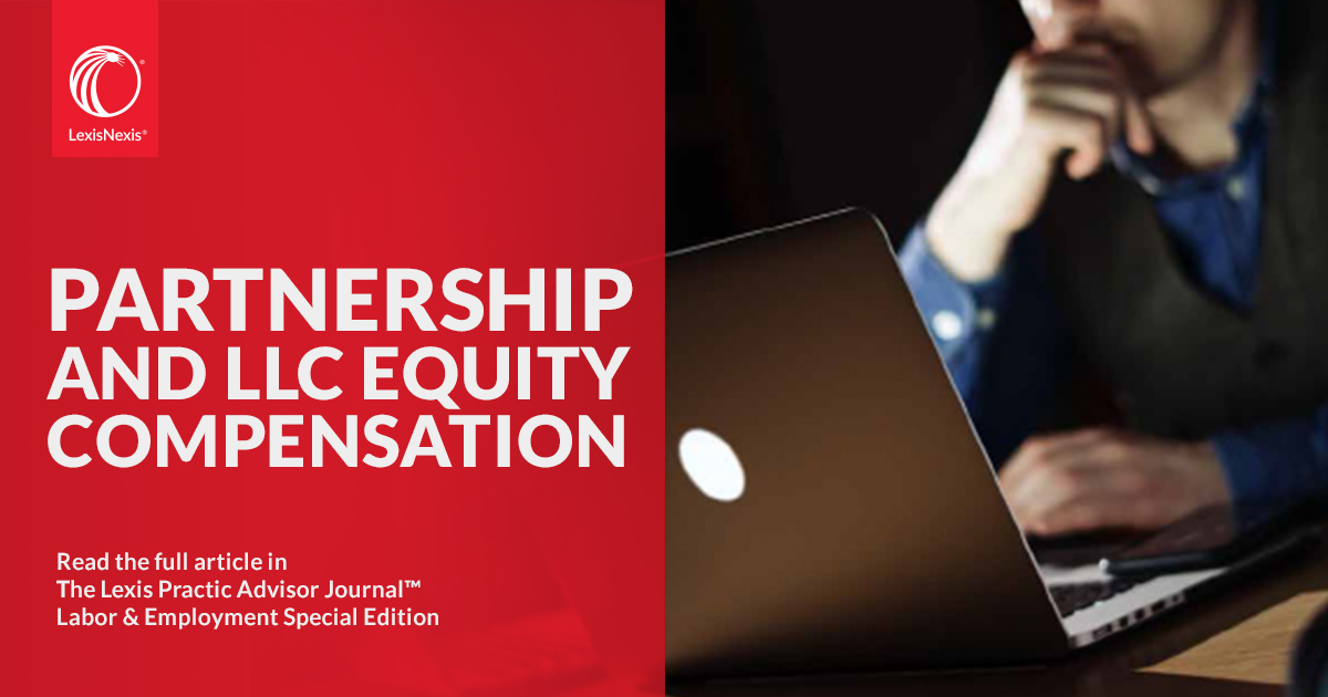 Partnership And Llc Equity Compensation